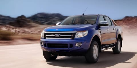 Global Ford Ranger Challenge takes Australian-developed ute to the people