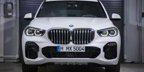 2019 BMW X5: Fourth generation is two years early