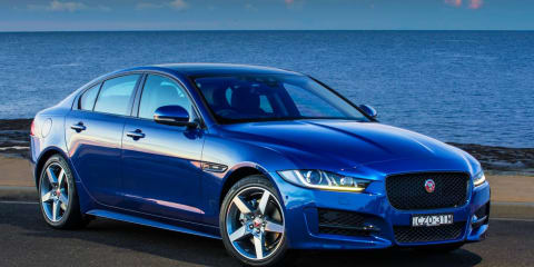 Jaguar XE pricing and specifications