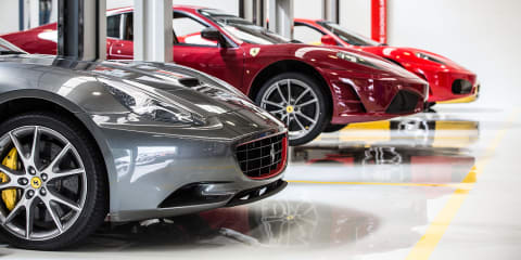 Ferrari announces 15-year extended factory warranty program - UPDATE