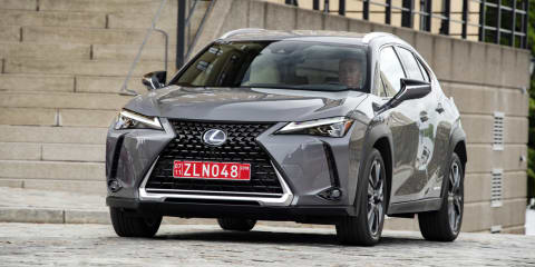 2019 Lexus UX pricing and specs
