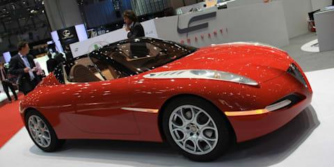 Fioravanti stand 2008 Geneva Motor Show