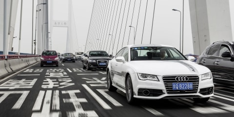 Audi believes 90 per cent of automotive innovation is related to electronics