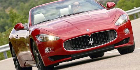 Maserati: New Cars 2012