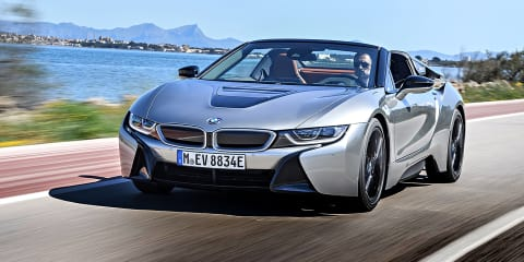 2018 BMW i8 Roadster review