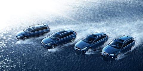 2011 Volvo Ocean Race range launched overseas