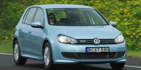 2011 Volkswagen Golf BlueMotion on sale in Australia