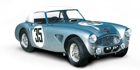 Austin Healy 3000 Mk II Sebring 12-Hour