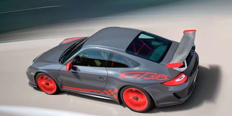 2011 Porsche 911 GT3 RS 4.0 tech sheet leaked online