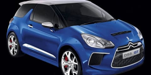 Citroen DS 3 GT set to challenge mighty Mini