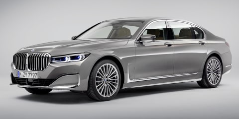 2019 BMW 7 Series revealed
