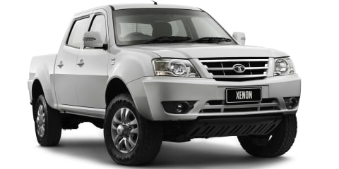 Tata Xenon: sub-$35K ute range confirmed for Australia in October
