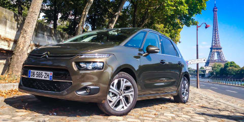 2015 Citroen C4 Picasso Review : first drive