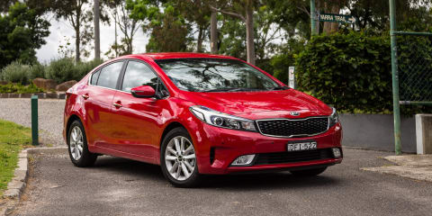 2017 Kia Cerato Si sedan review