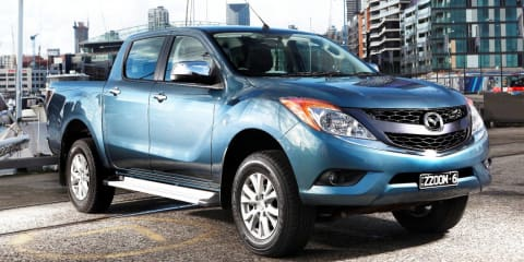 Mazda BT-50 and Mazda 6 underperforming, being prepared for sales push
