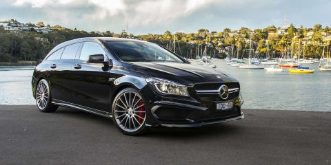 Mercedes-AMG Australia managed a remarkable 2015 sales result