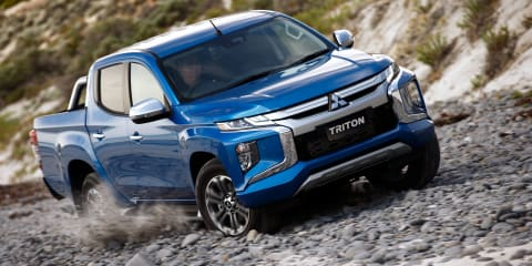 2019 Mitsubishi Triton pricing and specs