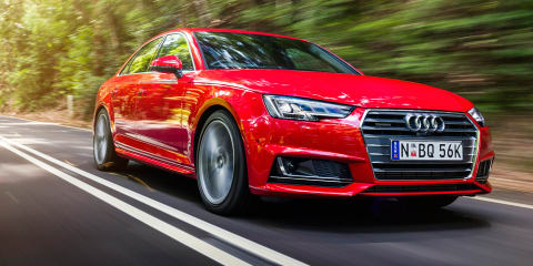 2016 Audi A4 touches down in Australia bristling with new technology