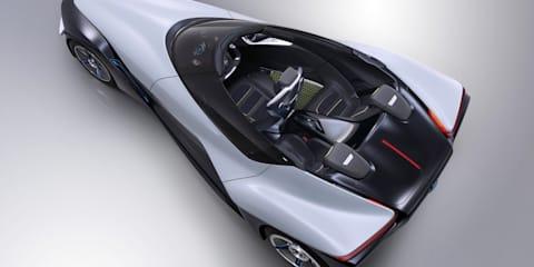 Nissan sued over BladeGlider concept