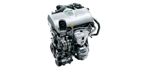 Toyota unveils new Atkinson-cycle engines
