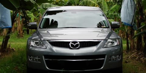 2008 MAZDA CX-9 LUXURY Review