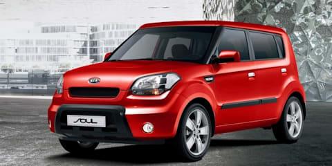 Kia's global sales up 53 percent in November
