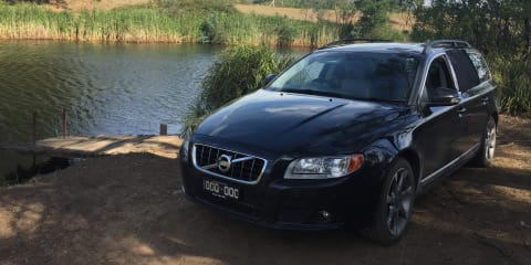 2009 Volvo V70 T6 review
