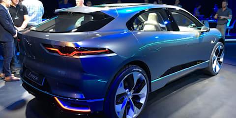 Jaguar I-Pace concept: More than just a concept