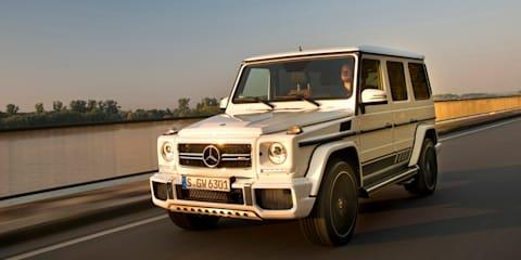 2016 Mercedes-Benz G-Wagen Review