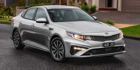 2018 Kia Optima pricing and specs