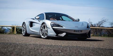 2017 McLaren 570GT review