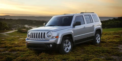 2012 Jeep Patriot prices cut, 2WD base model now available