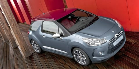 Citroen DS3 revealed at Geneva, confirmed for Australia