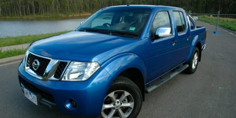 Nissan Navara ST-X Review