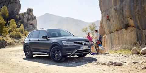 Volkswagen Tiguan Offroad revealed