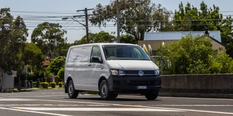 2016 Volkswagen T6 Transporter, Multivan, Caravelle recalled for airbag fix