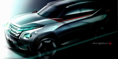 Mitsubishi teases concept car trio ahead of Tokyo motor show debut