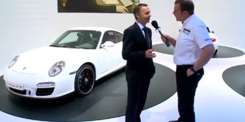 Video: Porsche 911 Carrera GTS overview by creator August Achleitner