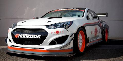 Hyundai Genesis Coupe sets new world record at Pikes Peak