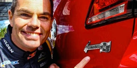 Holden Commodore Craig Lowndes Special Edition tipped for October