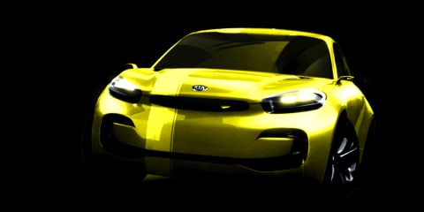Kia Cub concept teased ahead of Seoul reveal