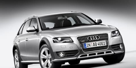 2009 Audi A4 Allroad preview
