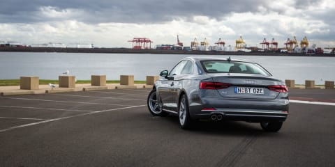 2017 Audi A5 2.0 TDI Coupe review
