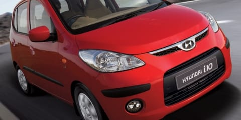 UK scrappage scheme sees Hyundai i10 as a new favourtie