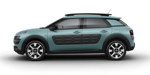Citroen C4 Cactus :: 23,000 personalisation options open to pre-order buyers only