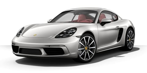 Configurator Challenge: Porsche 718