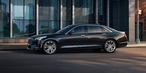 2019 Cadillac CT6 V-Sport debuts twin-turbo V8
