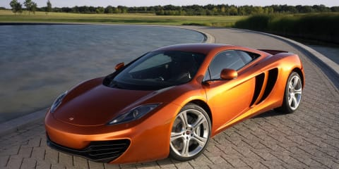 McLaren MP4-12C arrives in November