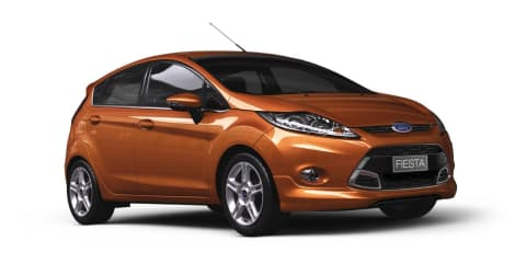 Ford Fiesta range to expand with diesel and sedan variants