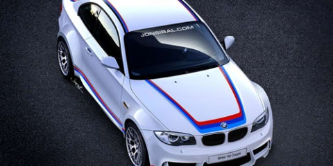 2011 BMW 1 Series M Coupe by Jon Sibal